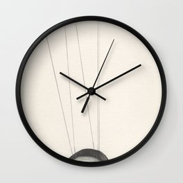 CAT'S CRADLE Wall Clock