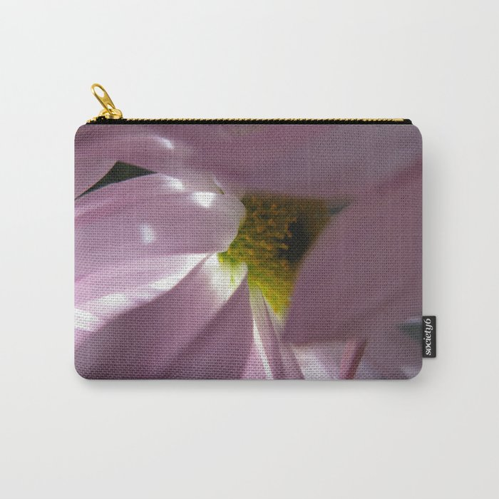 PINK PETALS 38 Carry-All Pouch