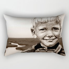 """charly - """"nordisch by nature"""" Rectangular Pillow"""