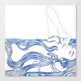 Water Nymph XXXIV Canvas Print