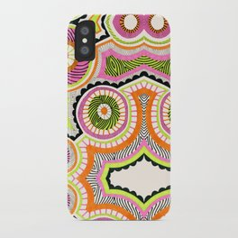 Bubblegum Hypnosis iPhone Case