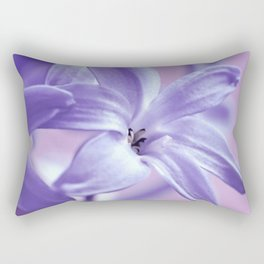 Hyacinth violet 064 Rectangular Pillow