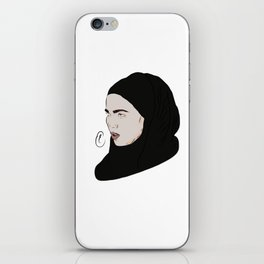 Tired of it iPhone Skin