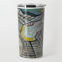 Riendo's Santa Muerte Travel Mug