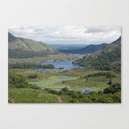 Lady's View - Ireland Canvas Print