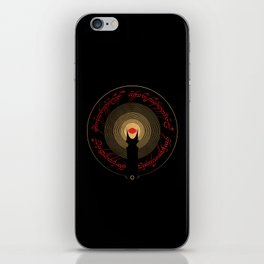The Lord of the Rings iPhone Skin