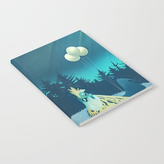 What the Hegg?! Notebook