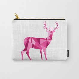 Artistic deer illustration design  Carry-All Pouch