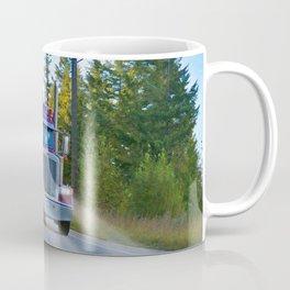 Trans Canada Trucker Coffee Mug