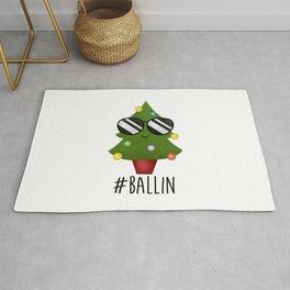 #Ballin Rug