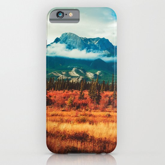 Mountain Valley iPhone & iPod Case