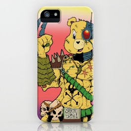 Kill Bear 2000 iPhone Case
