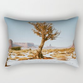 Monument Valley Juniper Rectangular Pillow