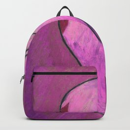 Pink Ganesha Backpack
