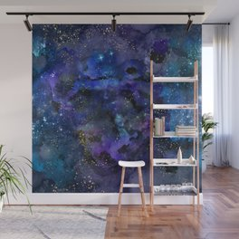Spellbound Starry Night Wall Mural