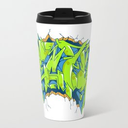 Vecta Wall Smash Travel Mug