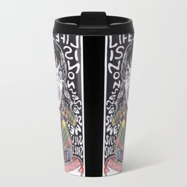 Noel Fielding  Travel Mug
