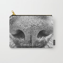 Smell it! Carry-All Pouch