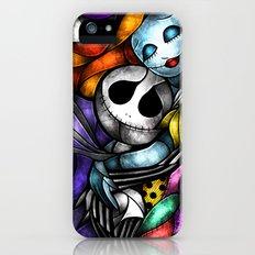 Love at its darkest Slim Case iPhone (5, 5s)