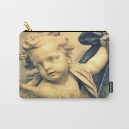 The Hallelujah Cherub. Carry-All Pouch