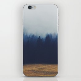 Misty Forest  2 iPhone Skin