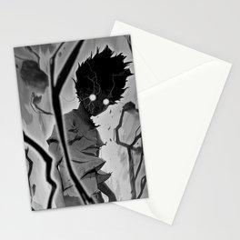 Mob Psycho 100 BW Stationery Cards