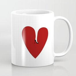 Heel my heart Coffee Mug