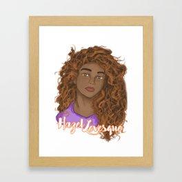 Hazel Levesque Framed Art Print