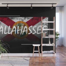 Tallahassee Wall Mural