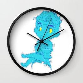 AI HANDSOME JACK Wall Clock
