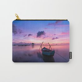 image of sunset Carry-All Pouch