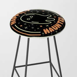 Happily Haunted Bar Stool
