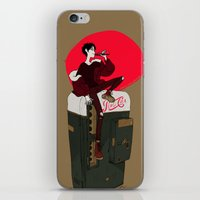 durarara iPhone & iPod Skins featuring Pepsi Cola by rhymewithrachel