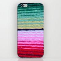 blanket iPhone & iPod Skins featuring Blanket by John Lyman Photos