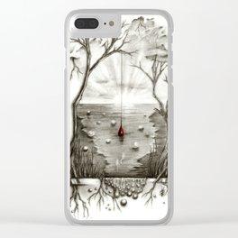 Mi glándula pineal Clear iPhone Case