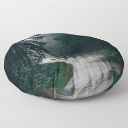 Across the Forest Floor Pillow