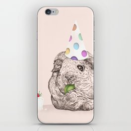 Guinea Pigs Just Want To Party iPhone Skin