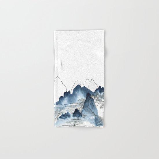 Love of Mountains Hand & Bath Towel