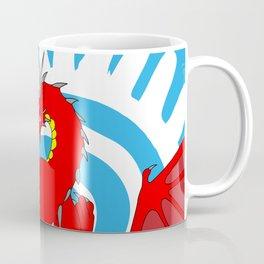 Annoth the Warrior Dragon Coffee Mug