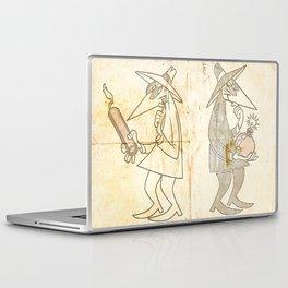 Spy vs. Spy Laptop & iPad Skin