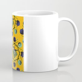 pop pattern_baseball Coffee Mug