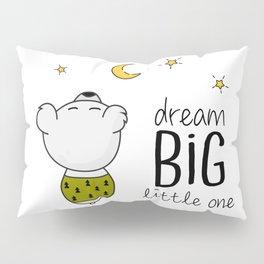 Little bear Pillow Sham