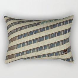 Contemporary Stern Living Rectangular Pillow