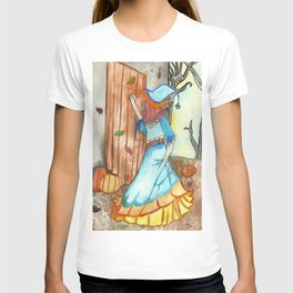 Knocking Witch T-shirt