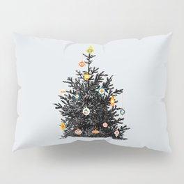Decorated christmas tree Pillow Sham