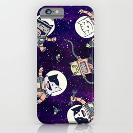 CatStronauts iPhone Case