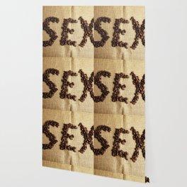 SEX - Coffee beans Wallpaper