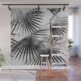 Tropical #5 (invert) Wall Mural