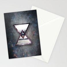 Irregular Galaxy Stationery Cards