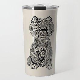 Polynesian Pomeranian Travel Mug